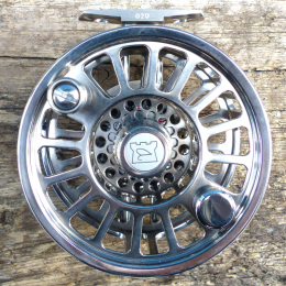 Zane Ti Saltwater Fly Reel - LIMITED EDITION