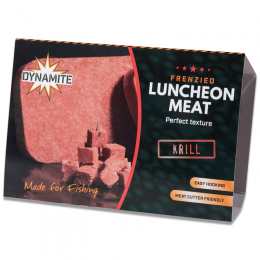 Frenzied Luncheon Meat