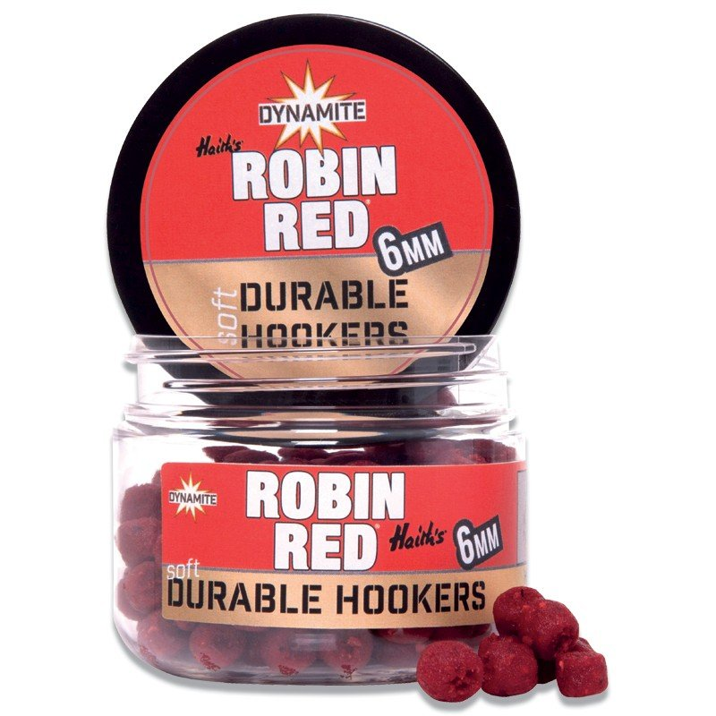 Robin Red Durable Hook Pellets image 1