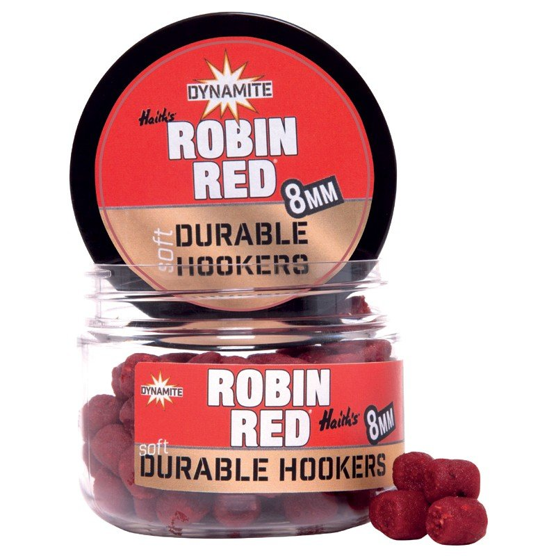 Robin Red Durable Hook Pellets image 2