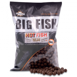 Big Fish Hot Fish & GLM Boilies