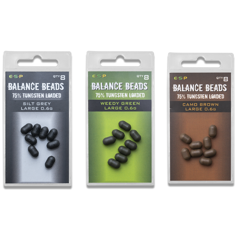 Tungsten Loaded Balance Beads