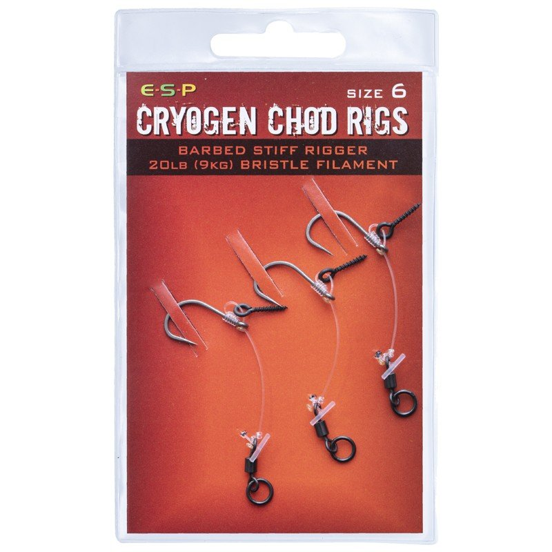 Cryogen Barbed Chod Rigs  image 2