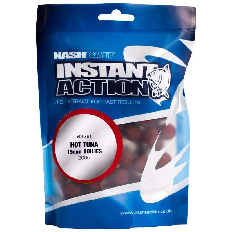 Instant Action Hot Tuna Boilies image 2