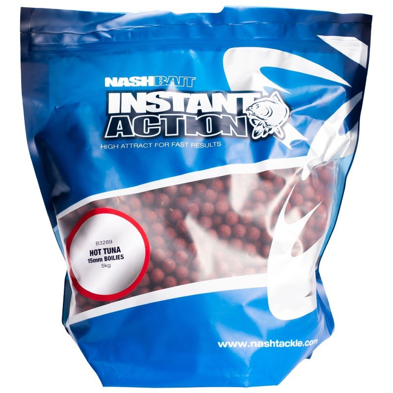 Instant Action Hot Tuna Boilies image 3
