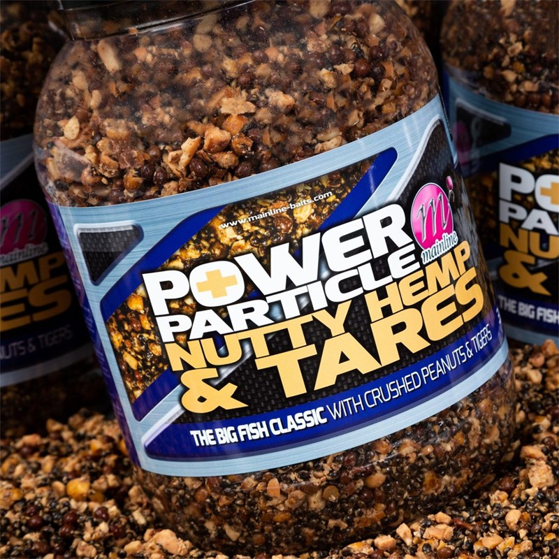 Power+ Particle Nutty Hemp & Tares  image 2
