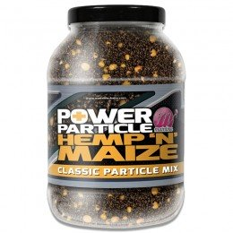 Power+ Particle Hemp N Maize