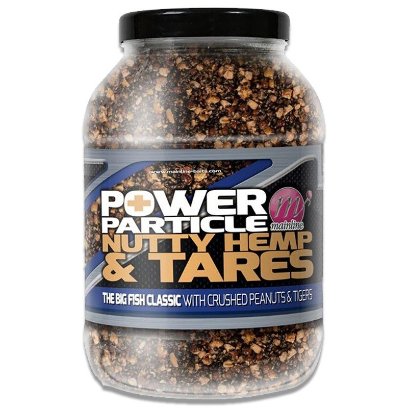 Power+ Particle Nutty Hemp & Tares