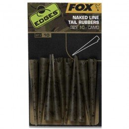 Edges Camo Naked Line Tail Rubbers