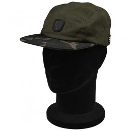 Khaki / Camo Volley Cap