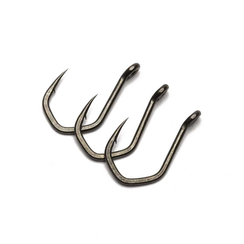 Pinpoint Chod Claw Barbed Carp Hooks Pack of 10  image 2