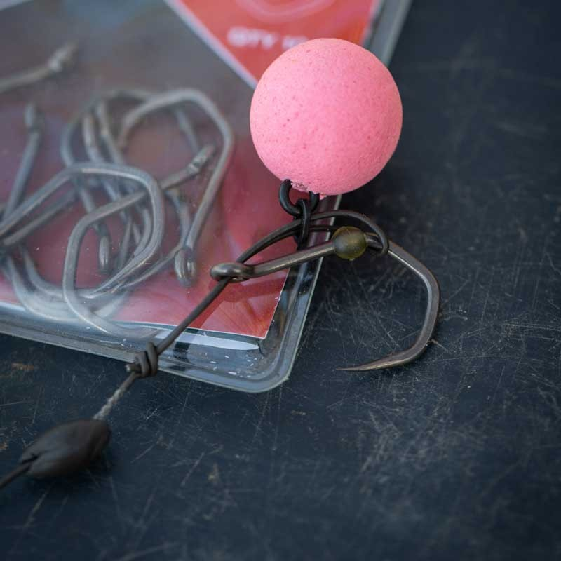 Pinpoint Chod Claw Barbed Carp Hooks Pack of 10  image 3