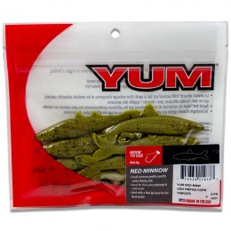 """Ned Minnow 3"""" Pack of 8"""