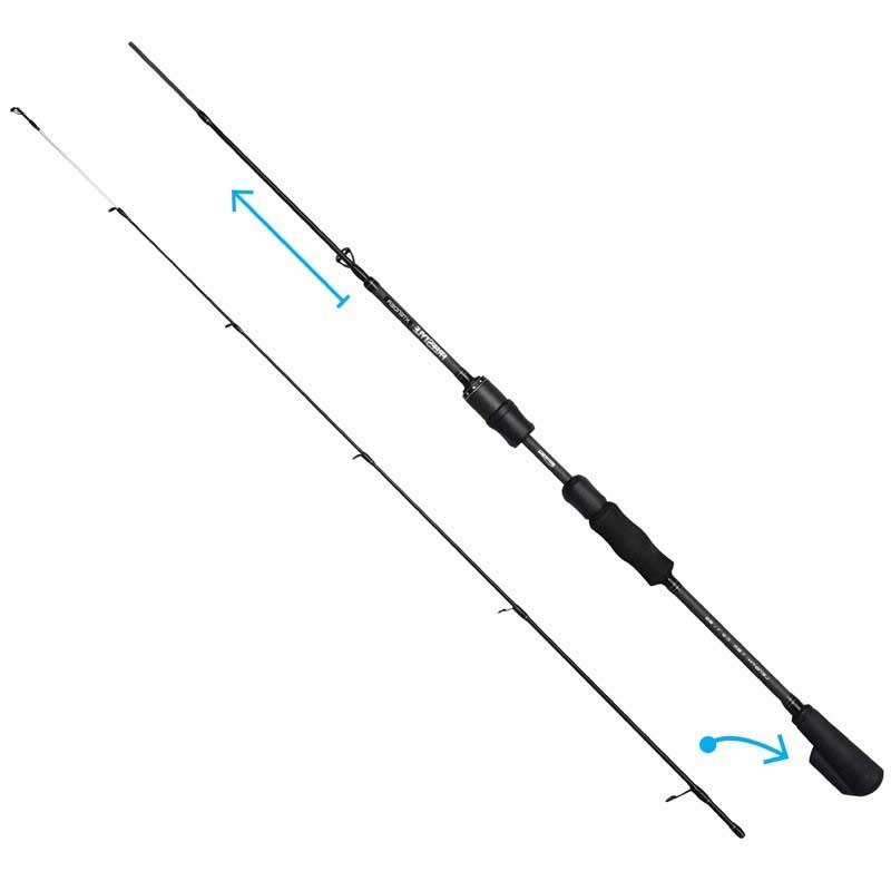 Freestyle Xtender Dropshot Lure Rods