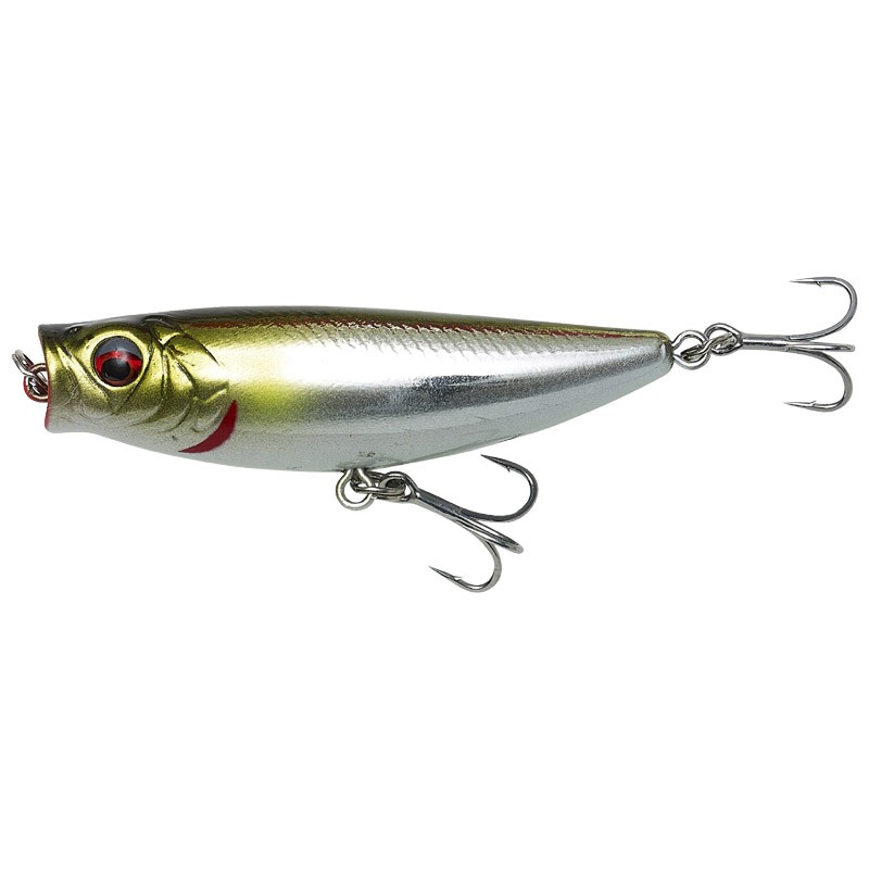 3D Minnow Pop Walker 6.6cm image 2