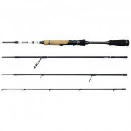 Cult X Travel Spin Lure Rods