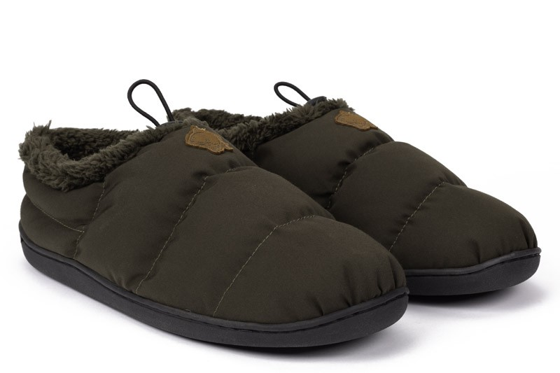 Deluxe Bivvy Slippers Green image 2