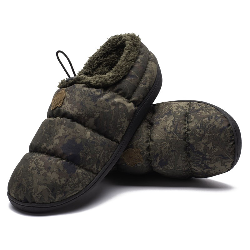Deluxe Bivvy Slippers Camo image 2