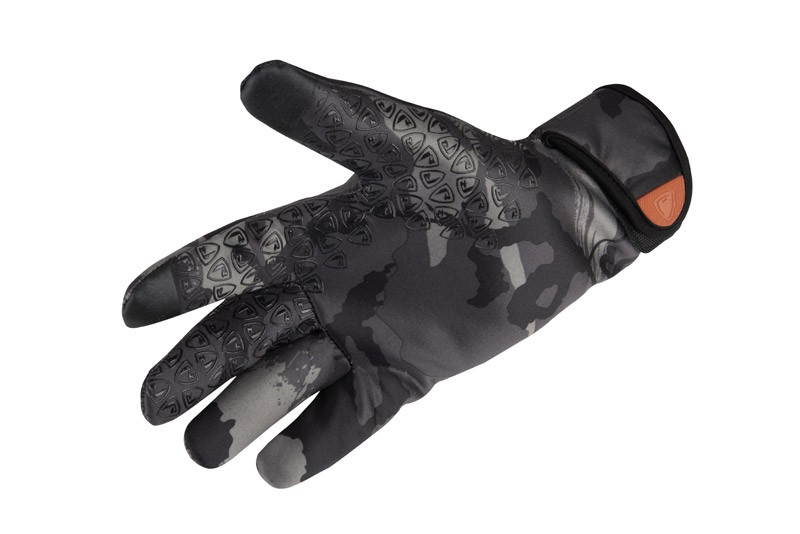 Thermal Camo Gloves  image 2