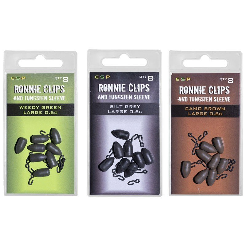 Ronnie Clips & Tungsten Sleeves  image 2