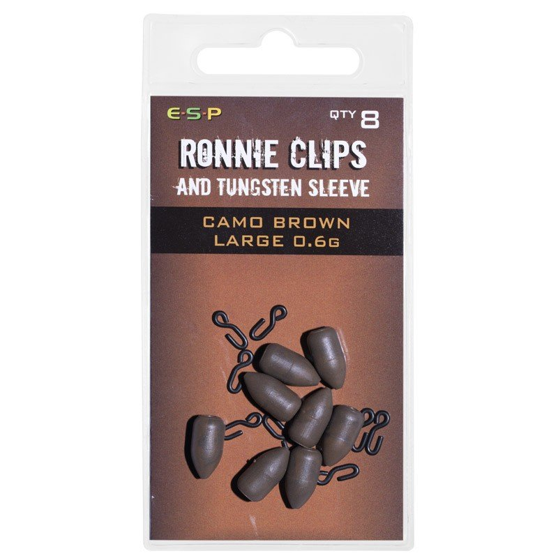Ronnie Clips & Tungsten Sleeves  image 11