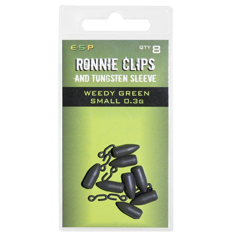 Ronnie Clips & Tungsten Sleeves  image 10