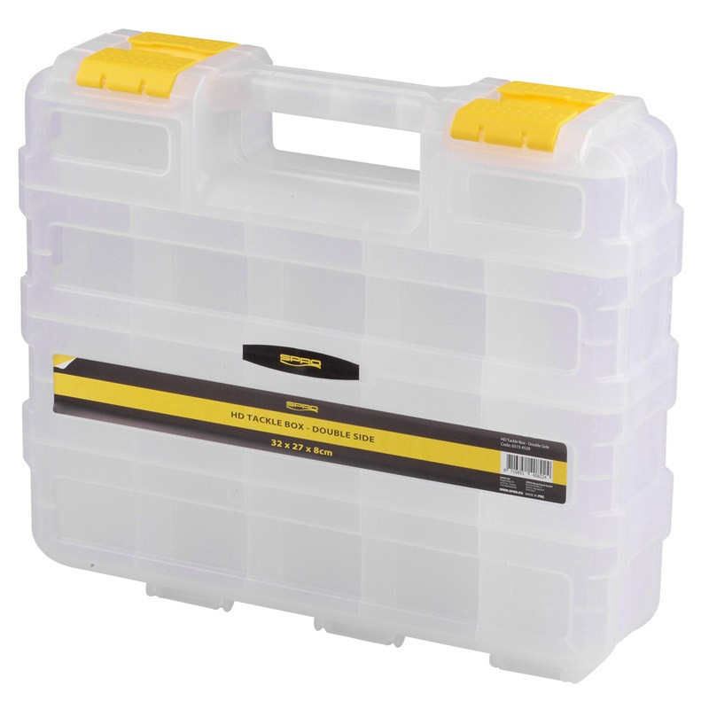 HD Tackle Box Double Sided  image 2