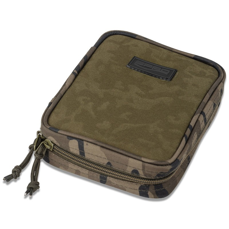 Double Camouflage Wire Leader Wallet