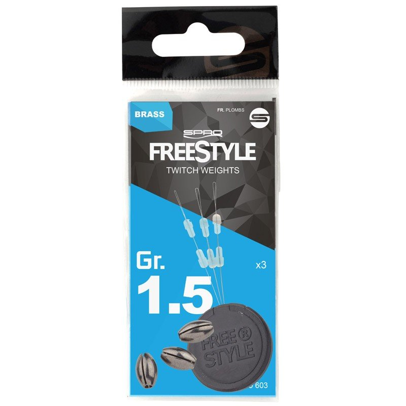 Freestyle Inline Twitch Weight Kit  image 2