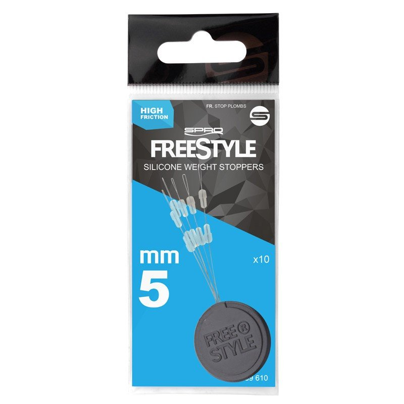 Freestyle Silicone Weight Stoppers image 2