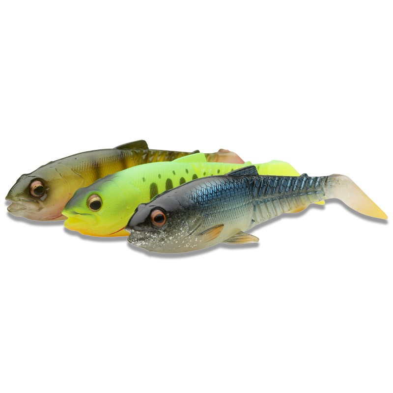 Craft Cannibal Paddletail 12.5cm