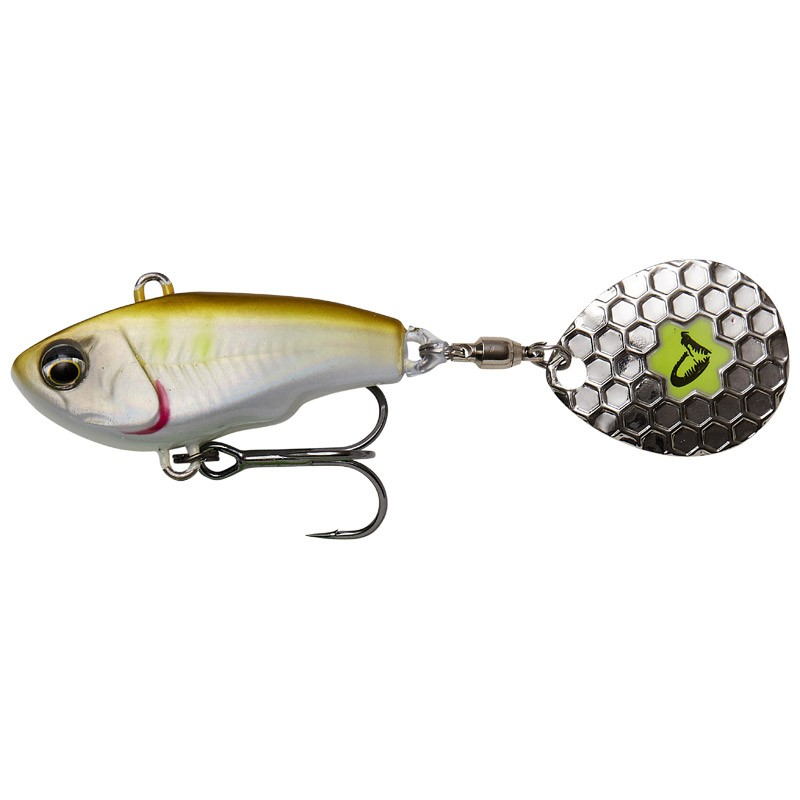 Fat Tail Spin Lures  image 2