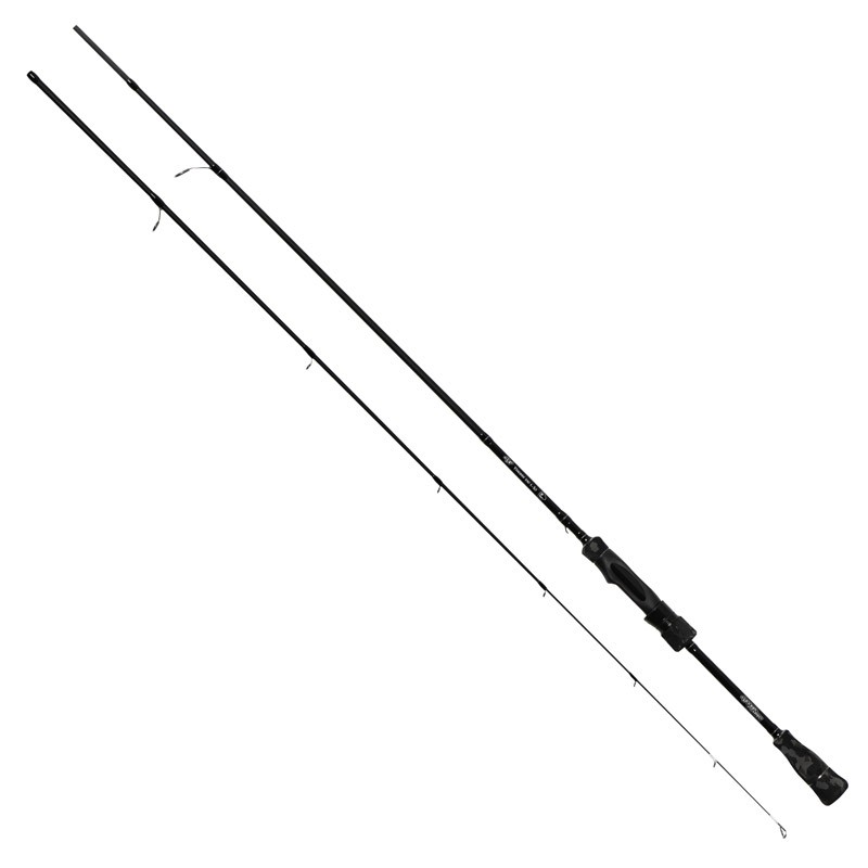 Street Fighter Finesse Spin Lure Rods