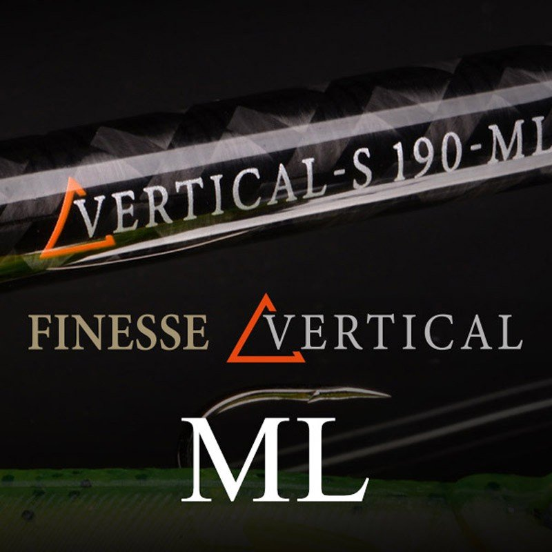 Specter Finesse Vertical Lure Rods  image 2