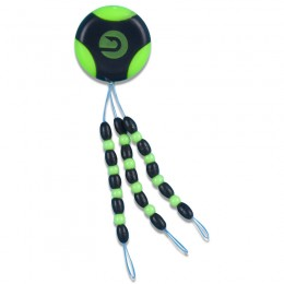 Rubber Stops with Beads 15pcs