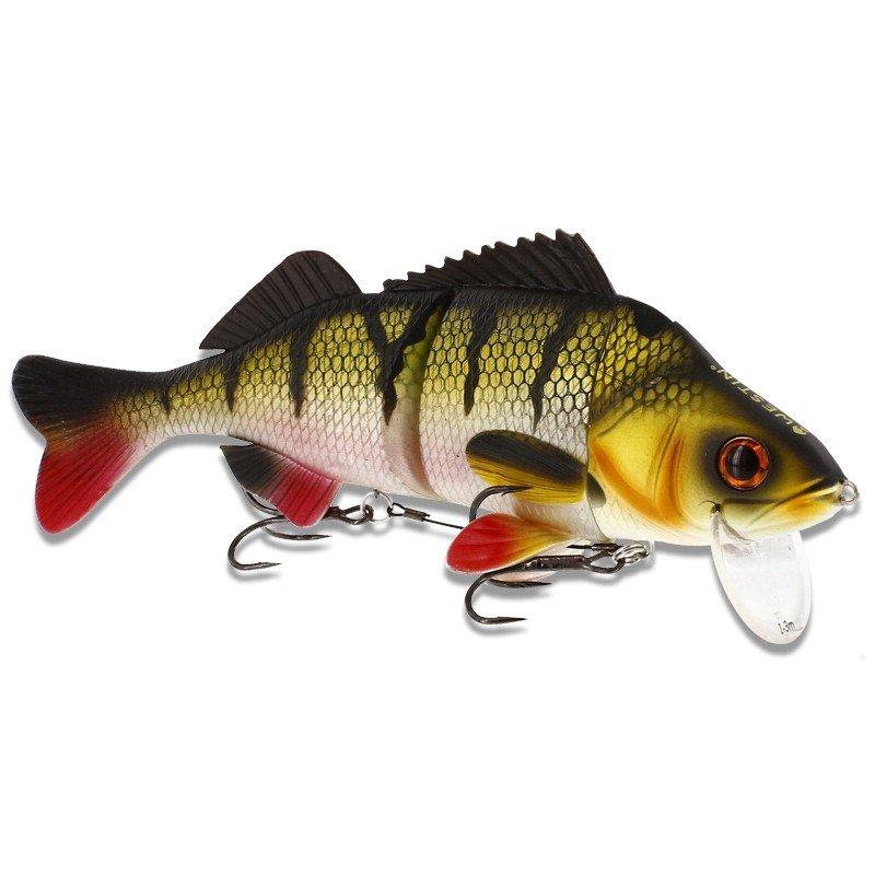 Percy The Perch Hybrid Pike Lure 20cm