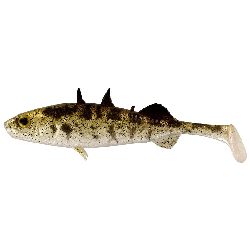 Stanley The Stickleback Shadtail Soft Lure 5.5cm image 3