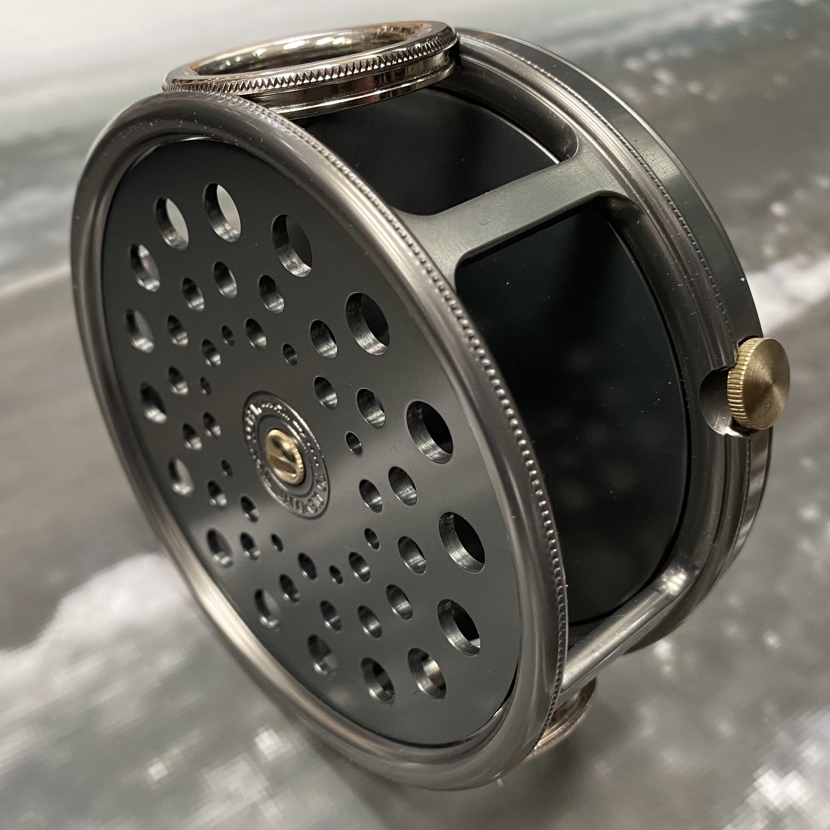 Salmon Rivers Perfect Fly Reel The Alta 4½ inch MADE IN ENGLAND - LIMITED EDITION