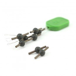 Leadcore 5mm Safety Top Bead Tungsten