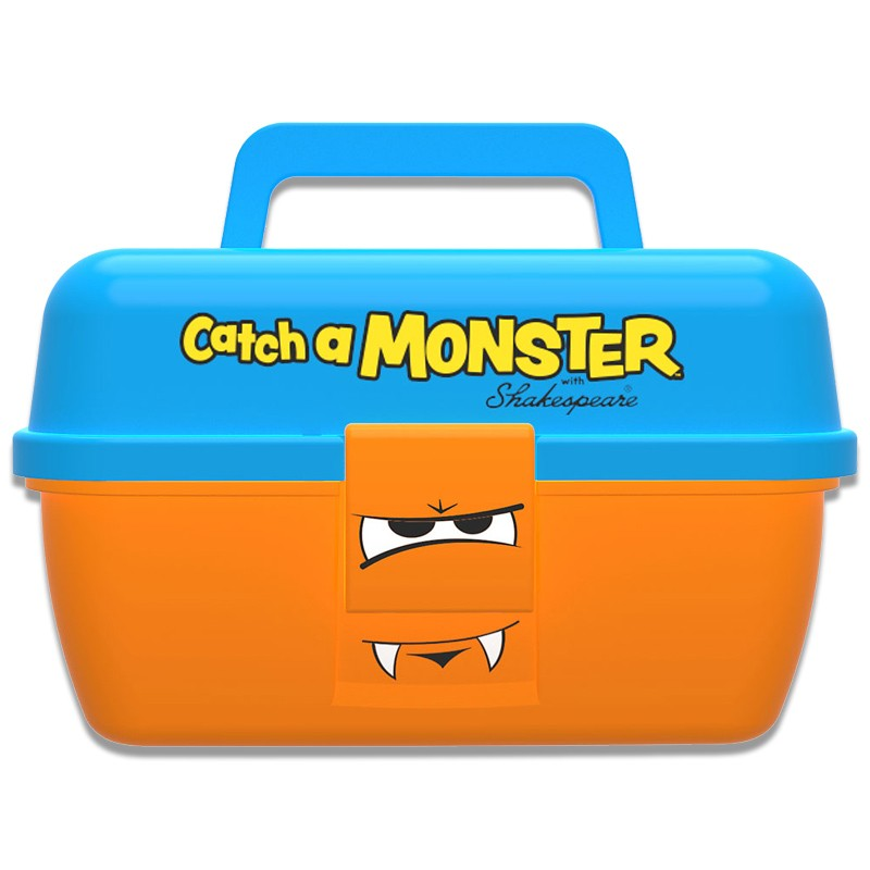 Catch A Monster Tackle Box
