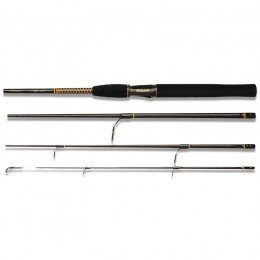 Ugly Stik Travel Spin Lure Rod