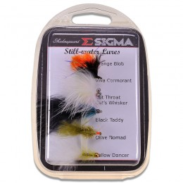 Sigma Fly Stillwater Lures