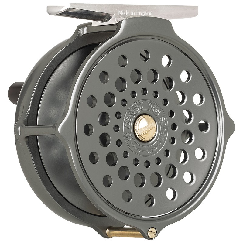 1939 Bougle Fly Reel MADE IN ENGLAND image 2