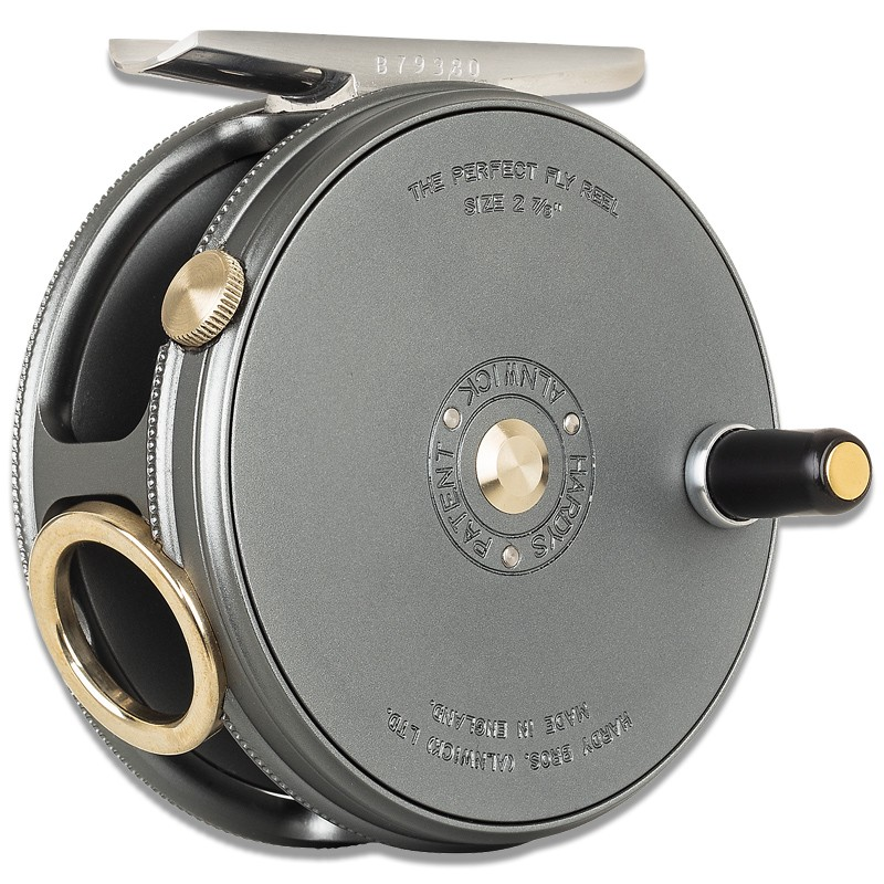 Narrow Spool Perfect Fly Reel MADE IN ENGLAND