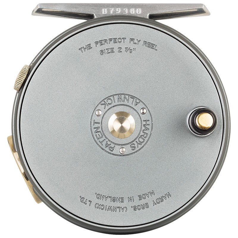 Narrow Spool Perfect Fly Reel MADE IN ENGLAND image 2