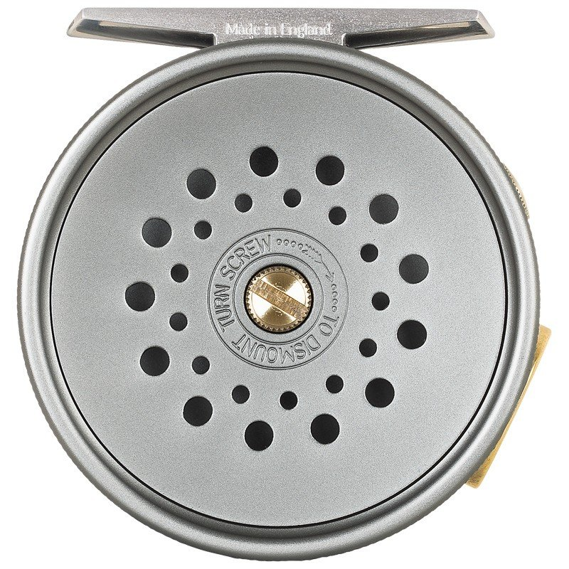 Narrow Spool Perfect Fly Reel MADE IN ENGLAND image 3
