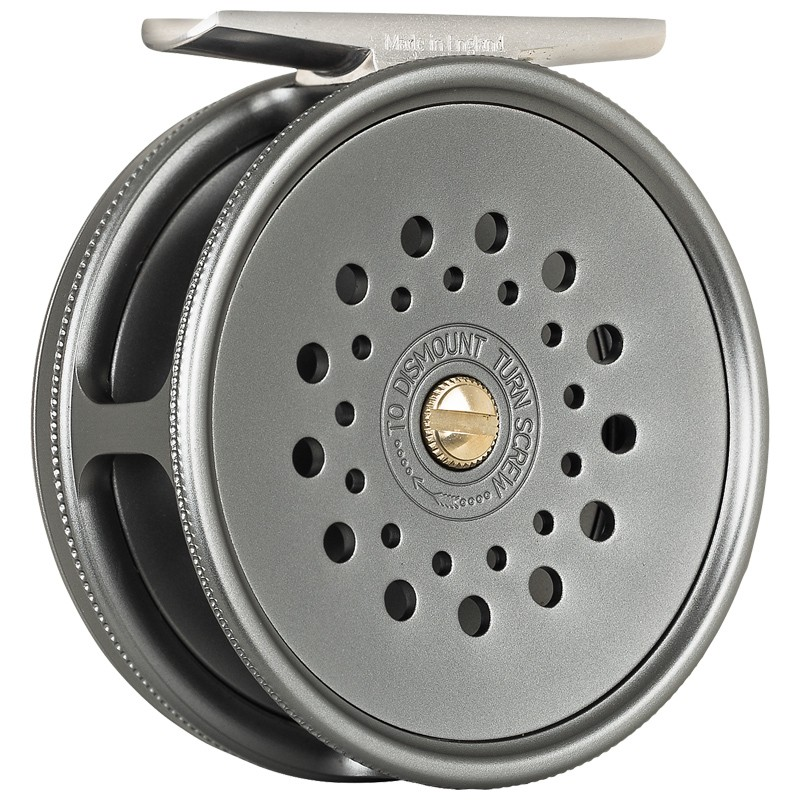 Narrow Spool Perfect Fly Reel MADE IN ENGLAND image 4