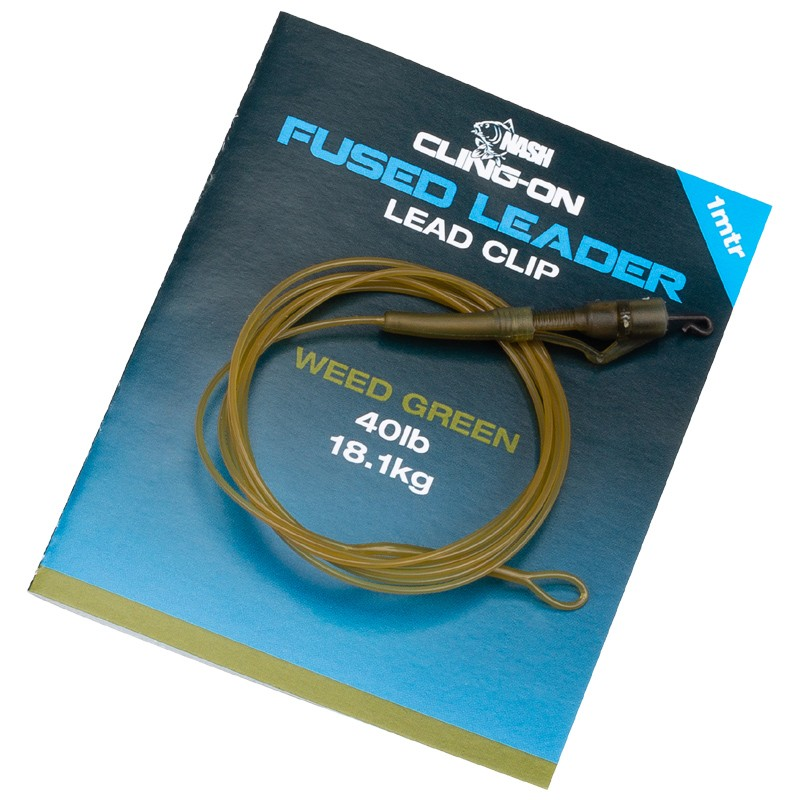 Cling On Fused Lead Clip Leader  image 2