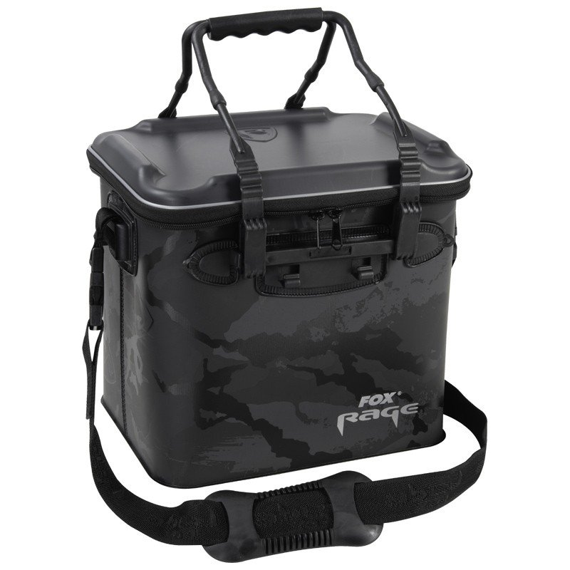 Voyager Camo Welded Bags  image 9