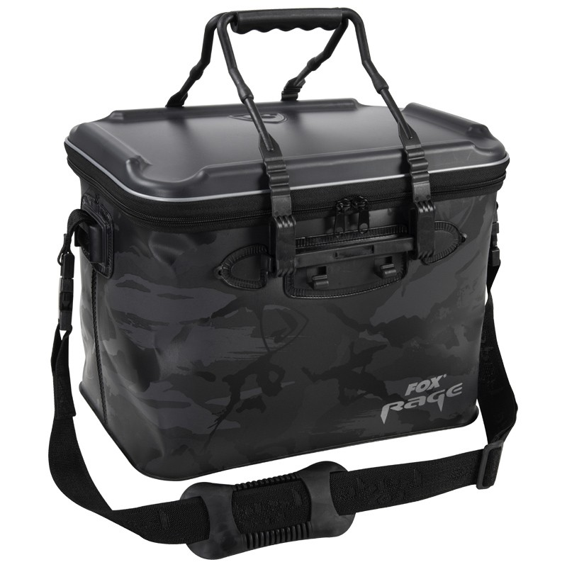 Voyager Camo Welded Bags  image 5